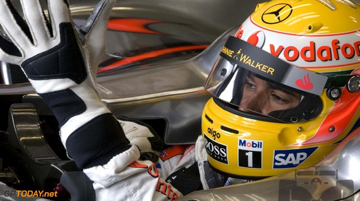 """Lewis Hamilton: """"Ik ga mijn fouten uit 2007 niet herhalen"""""""