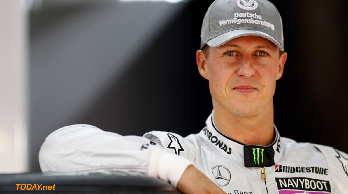'Recovery Schumacher might take one to three years'