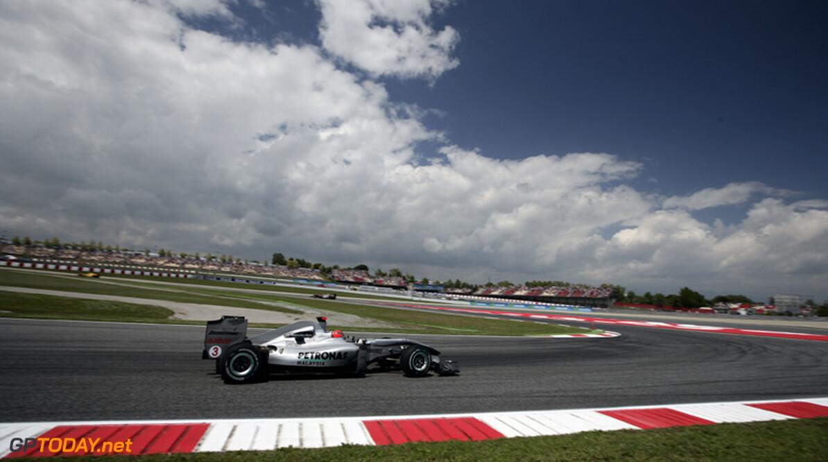 """Mercedes GP: """"De vonk is terug bij Michael Schumacher"""""""