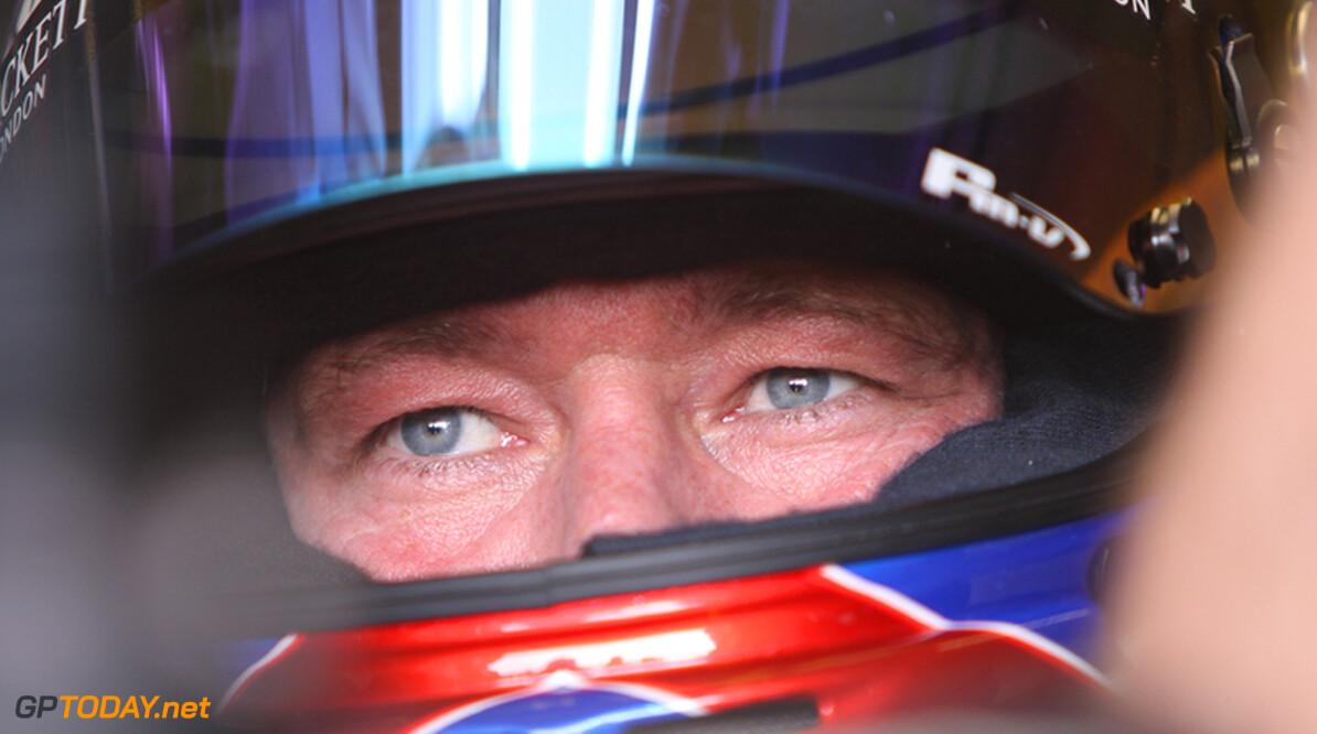 Combinatie Verstappen en Villeneuve zesde in Azerbeidzjan