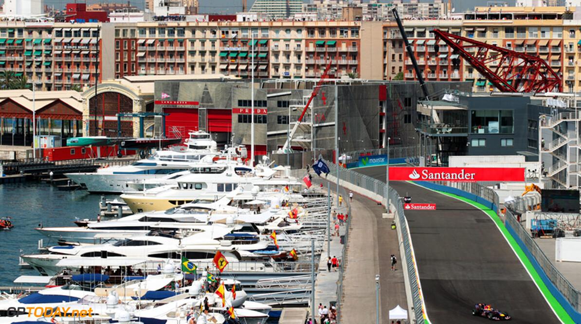 De dag van de salto van Mark Webber in Valencia