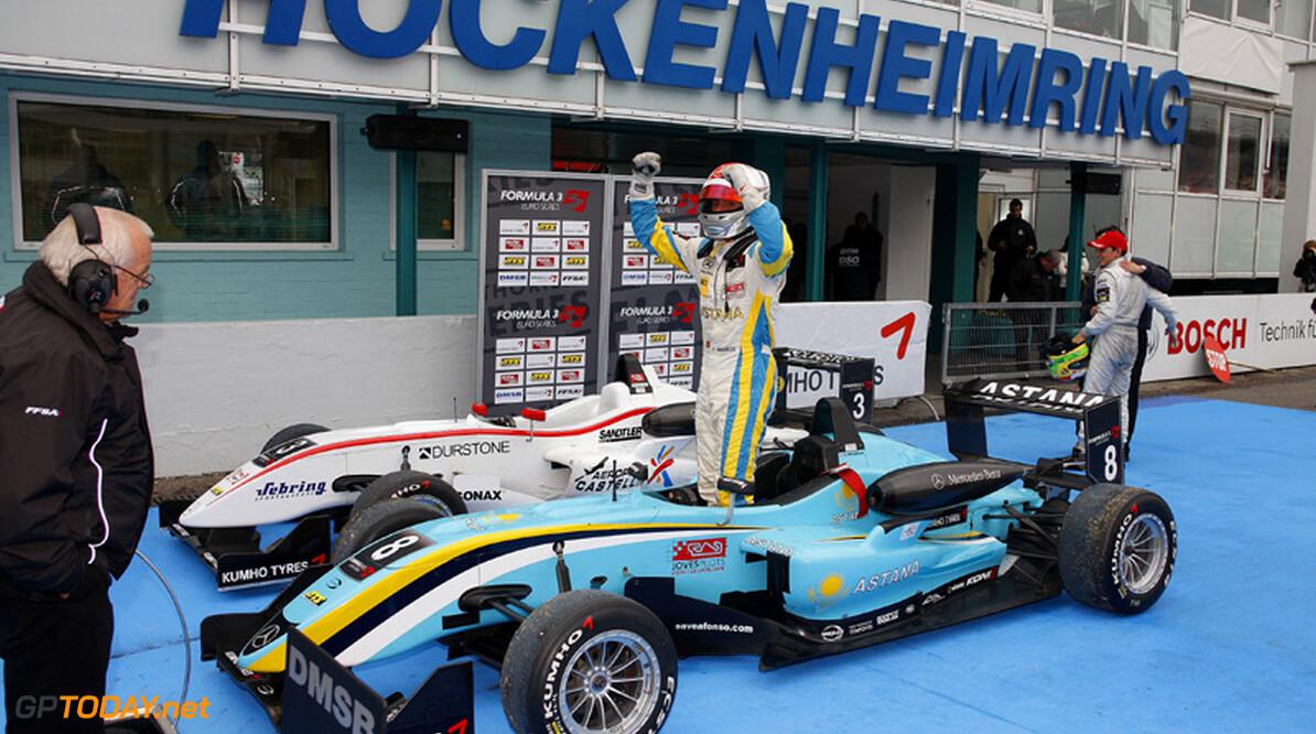 Signature dreigt met overstap van Euroseries naar Britse Formule 3