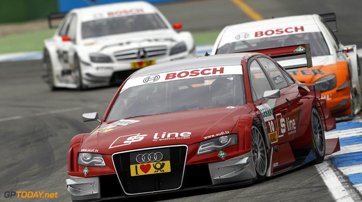 Alexandre Premat zet Audi aan kop in eerste training Adria