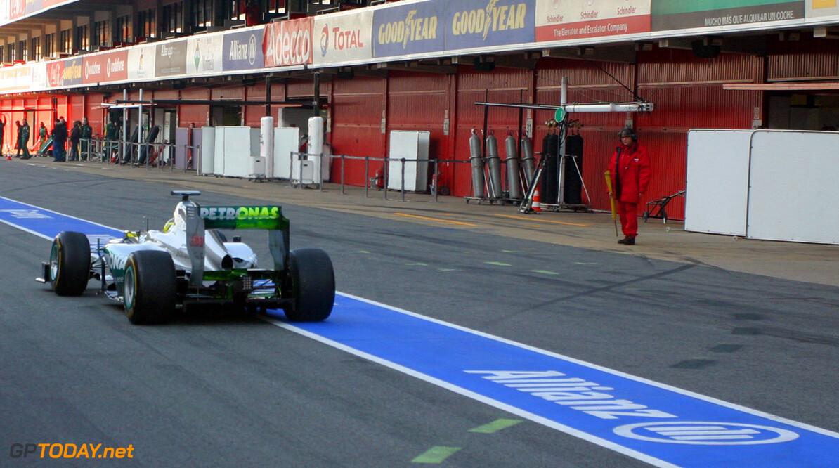 FIA zet licht op groen voor F-duct van Mercedes