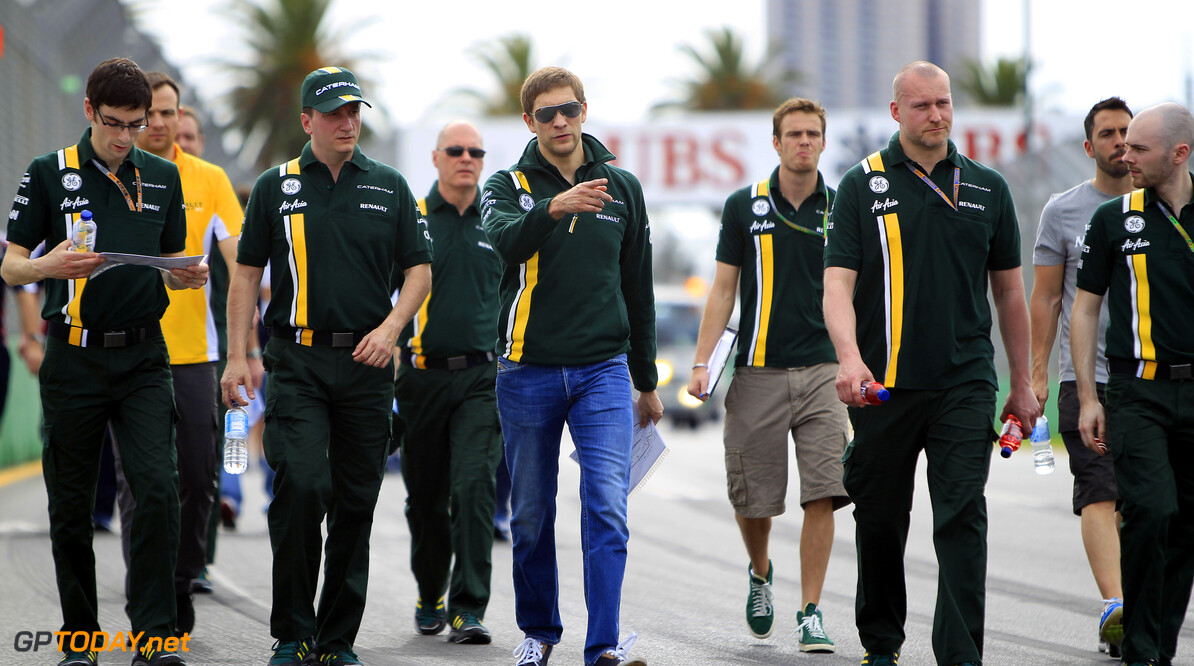 2012 Australian Grand Prix - Preview