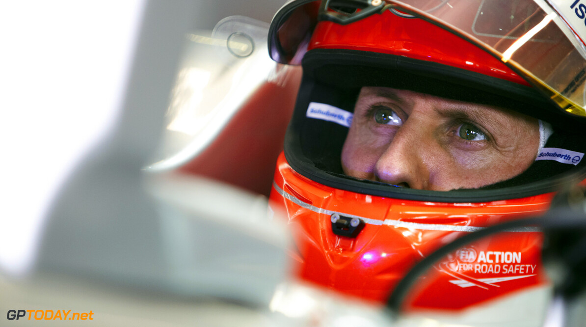 One year on - Schumacher still faces 'long fight' for recovery
