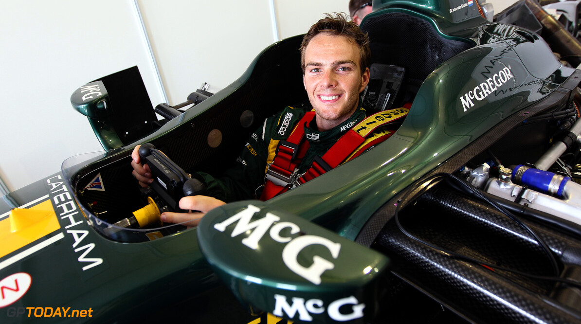 I would have liked to race with Max - Van der Garde