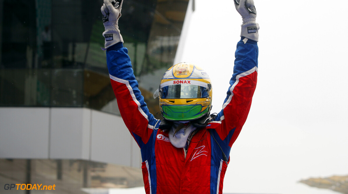 2012 GP2 Series. Round 1.