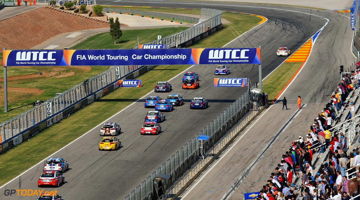 Citroën lonkt naar World Touring Car Championship in 2014