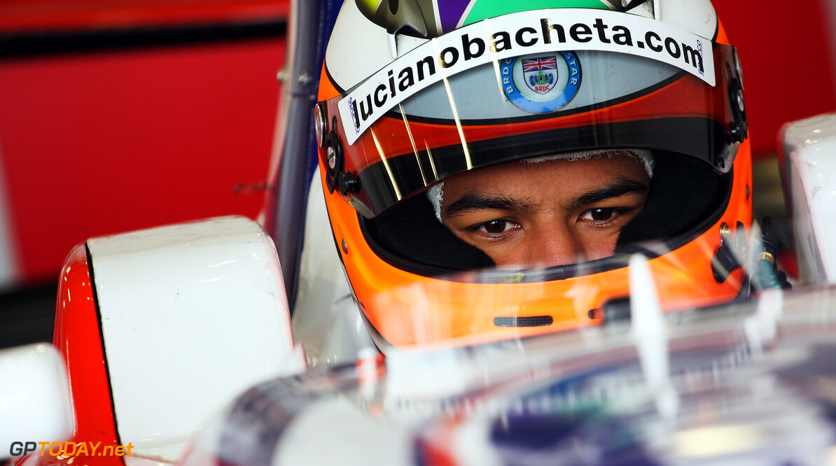 Luciano Bacheta completeert test met Williams FW33