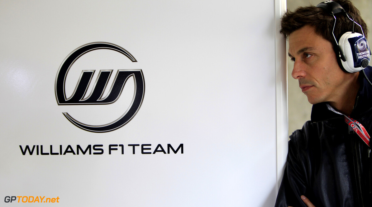 Toto Wolff becomes executive director at Williams