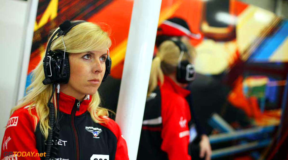 De Villota seriously injured after test crash for Marussia