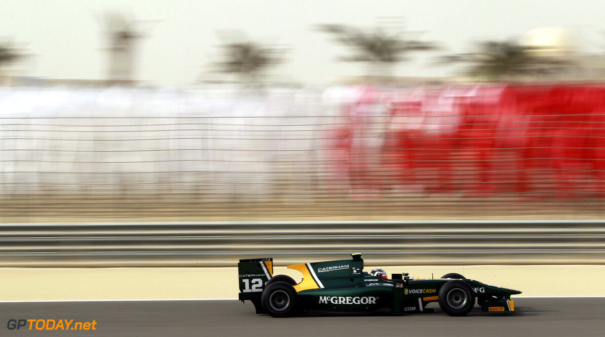 2012 GP2 Series.  Round 2.