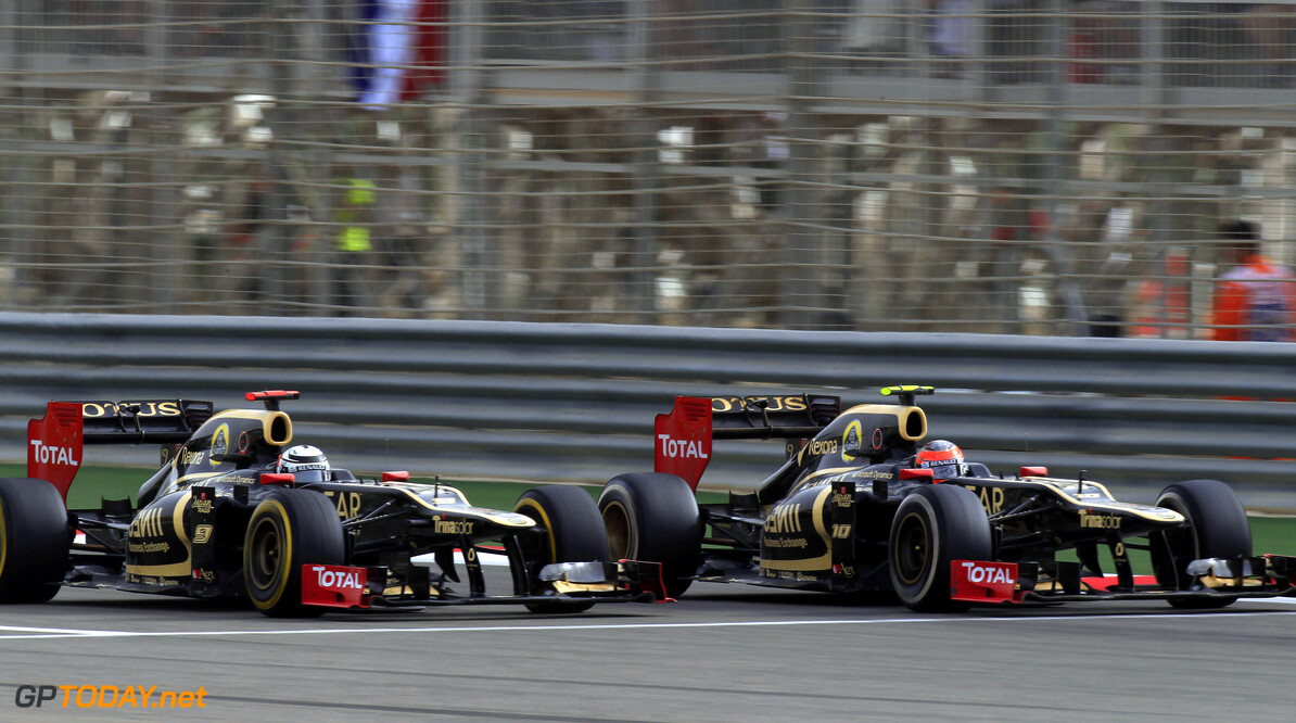 2012 Bahrain Grand Prix - Sunday