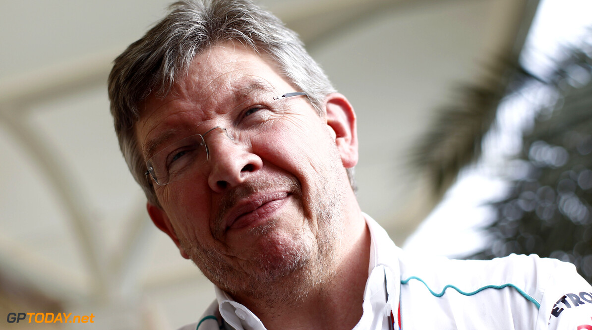 Ross Brawn plays down F1 role