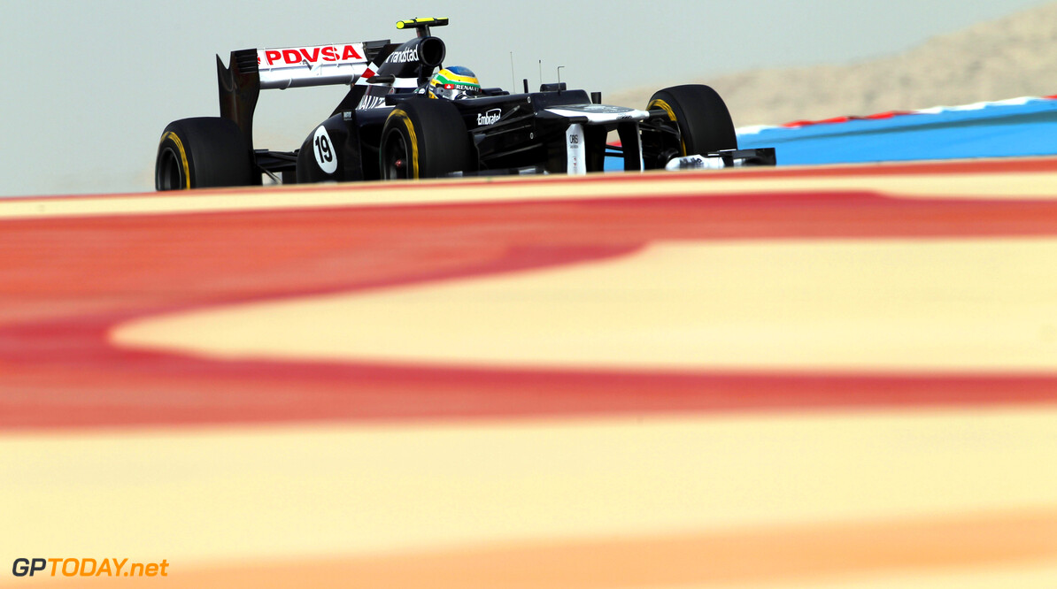 2012 Bahrain Grand Prix - Sunday Bahrain International Circuit, Sakhir, Bahrain