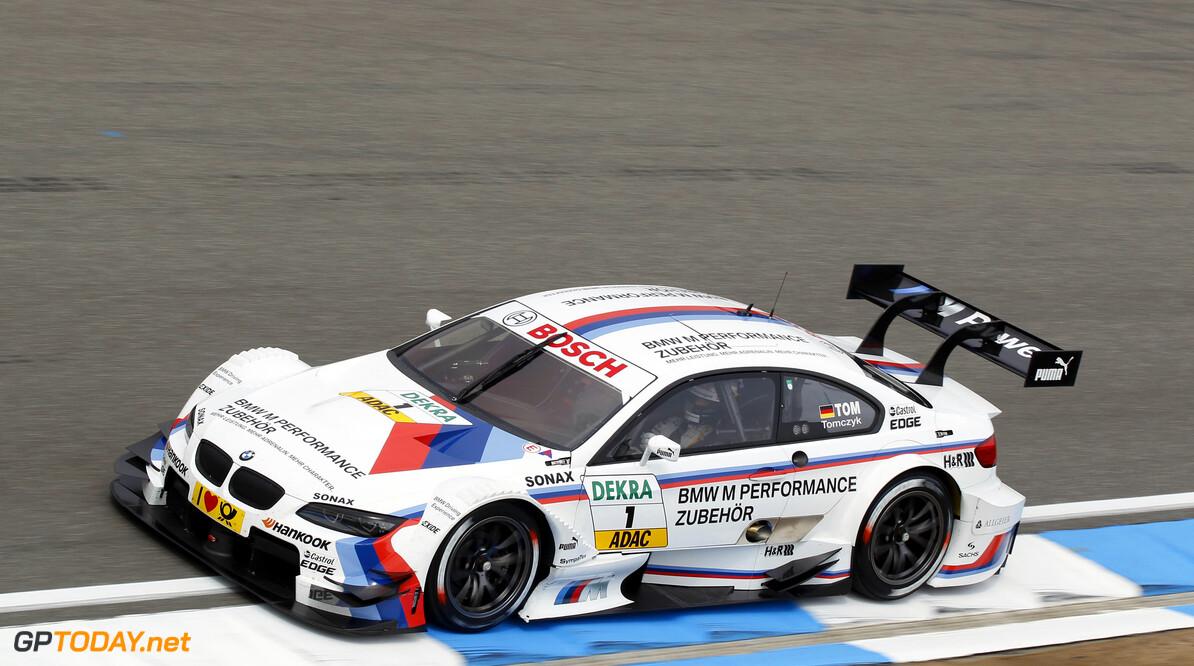 #1 Martin Tomczyk (BMW Team RMG / BMW M3 DTM)