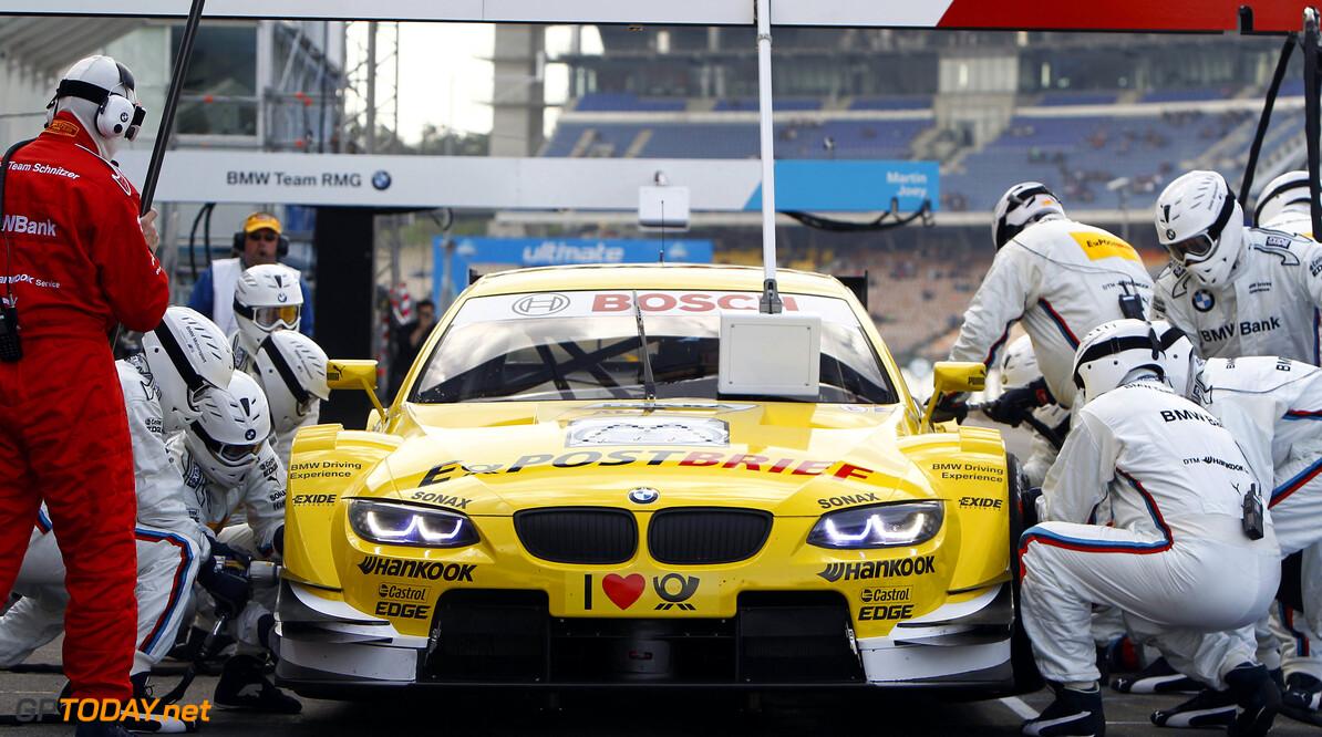 #8 Dirk Werner (BMW Team Schnitzer / BMW M3 DTM)