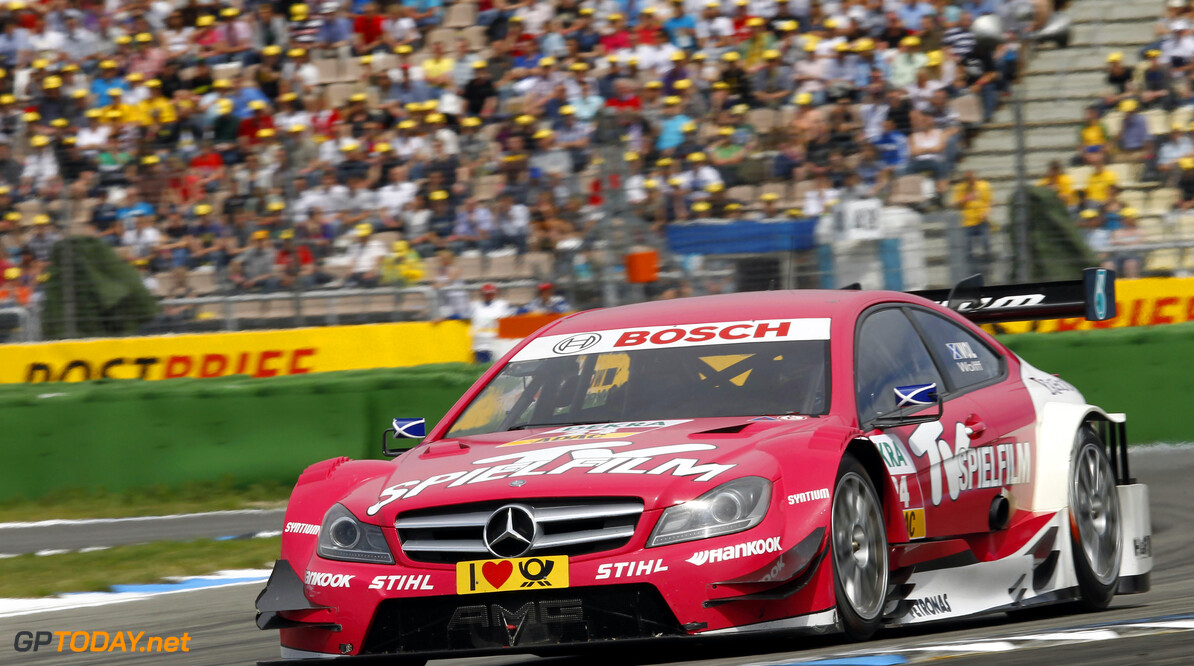 #24 Susie Wolff (Persson Motorsport / AMG Mercedes C-Coupe)