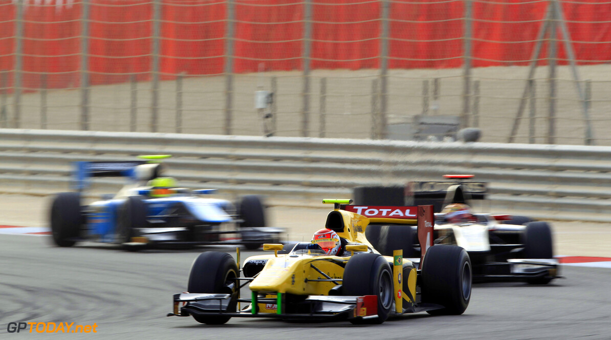 2012 GP2 Series.  Round 3.