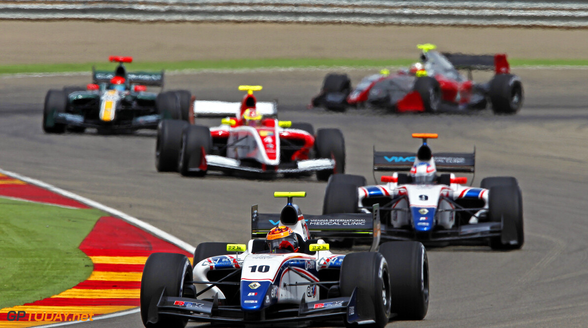 MOTORSPORT -  WORLD SERIES RENAULT 2012  - MOTORLAND (ESP) - 03 TO 06/05/2012 - PHOTO : FRANCOIS FLAMAND / DPPI - 
