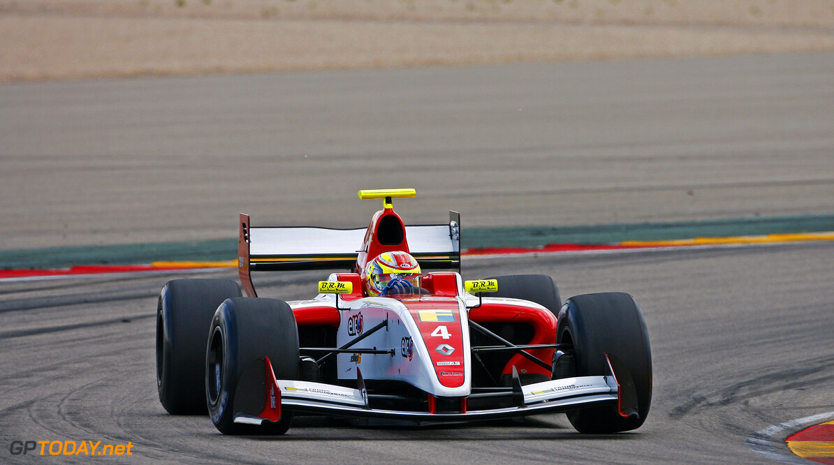 MOTORSPORT -  WORLD SERIES RENAULT 2012  - MOTORLAND (ESP) - 03 TO 06/05/2012 - PHOTO : ALEXANDRE GUILLAUMOT / DPPI - 