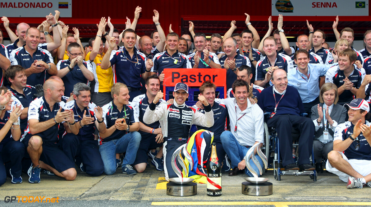 2012 Spanish Grand Prix - Sunday Circuit de Catalunya, Barcelona, Spain