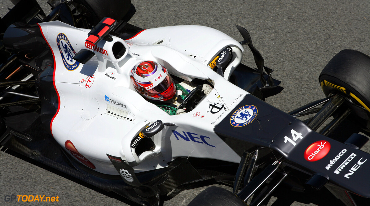Abu Dhabi 2012 preview quotes: Sauber
