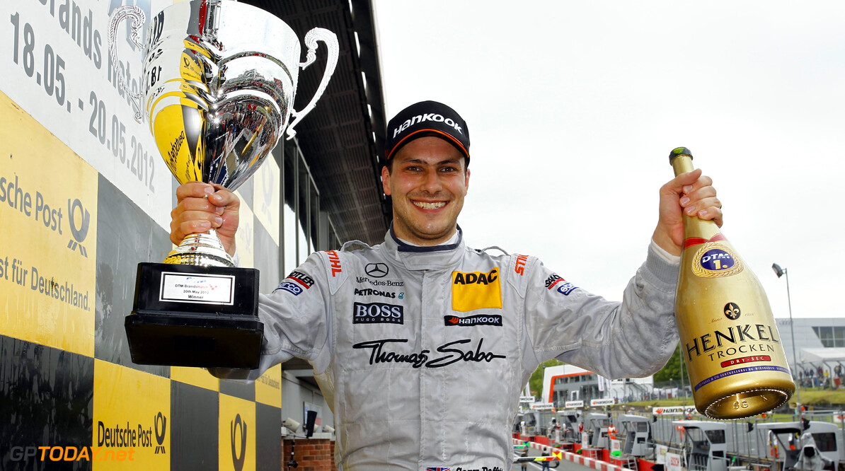 McLaren parts with test and reserve driver Paffett