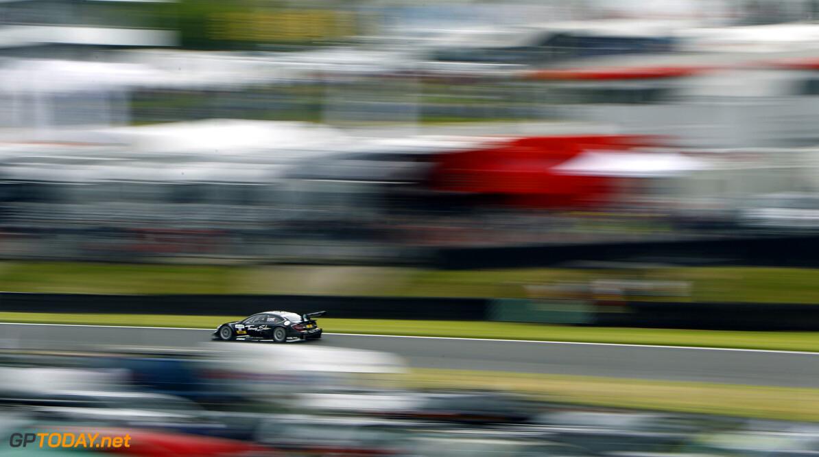 #11, Gary Paffett (HWA, Thomas Sabo Mercedes AMG C-Coupe (2012))