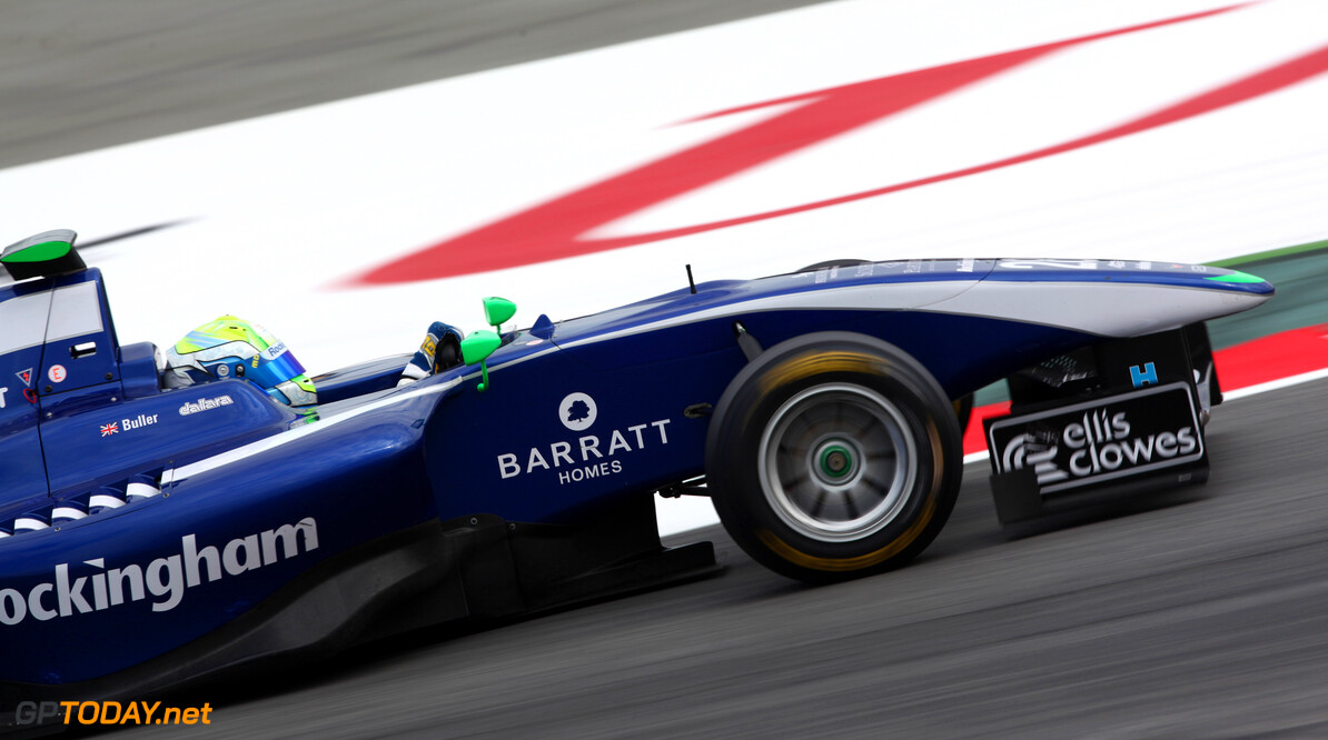 2012 GP3 Series, Round 1.