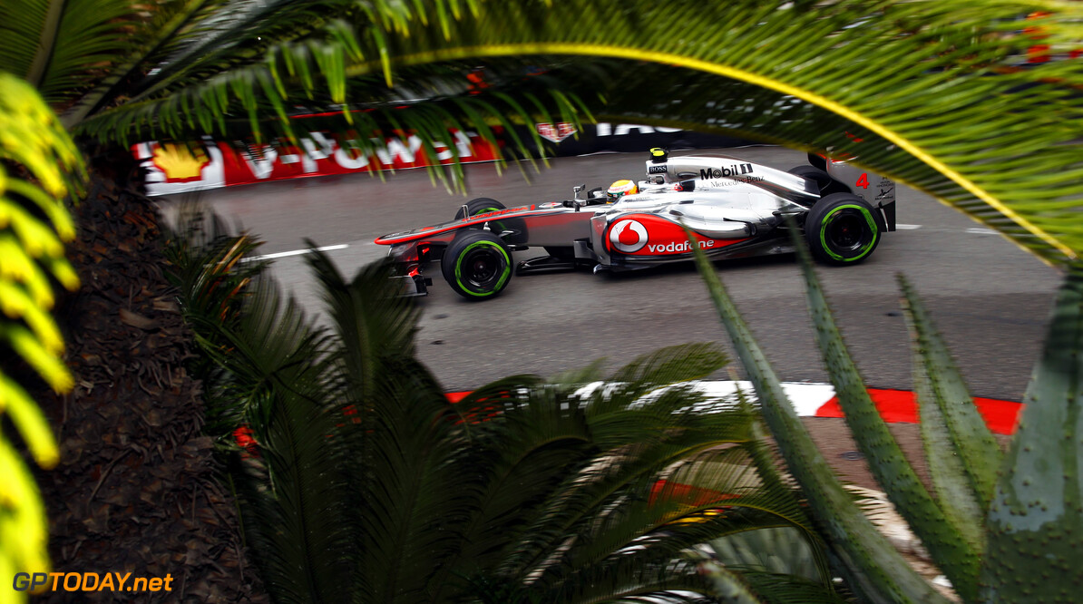 McLaren's Vodafone backing in doubt - report