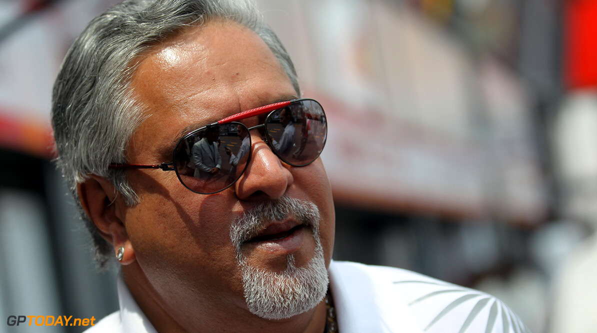 Formula One World Championship Dr. Vijay Mallya (IND) Sahara Force India F1 Team Owner.