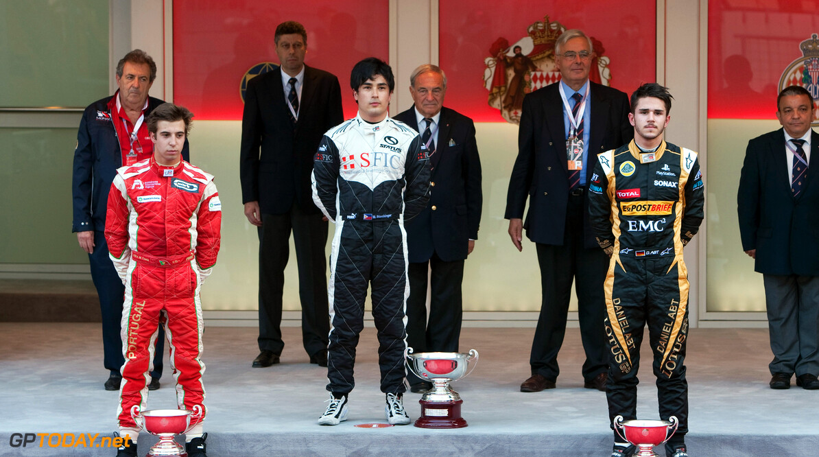 2012 GP3 Series, Round 2.