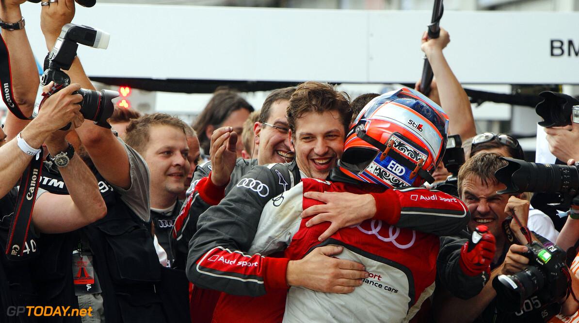 #21 Edoardo Mortara, Team Rosberg, Playboy Audi A5 DTM (2012)