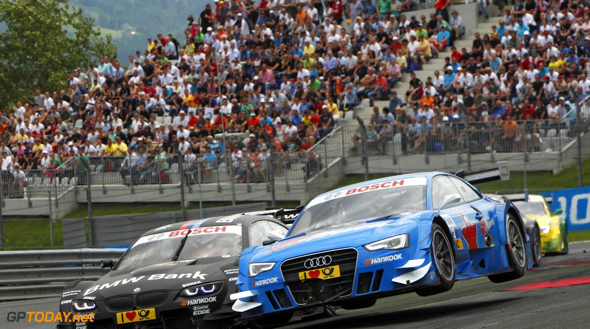 #22 Filipe Albuquerque, Team Rosberg, TV Movie Audi A5 DTM (2012)