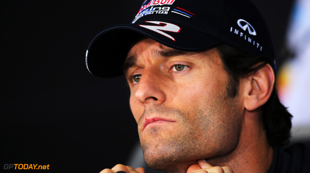 "Mark Webber: ""Twintig races per jaar is op de limiet"""