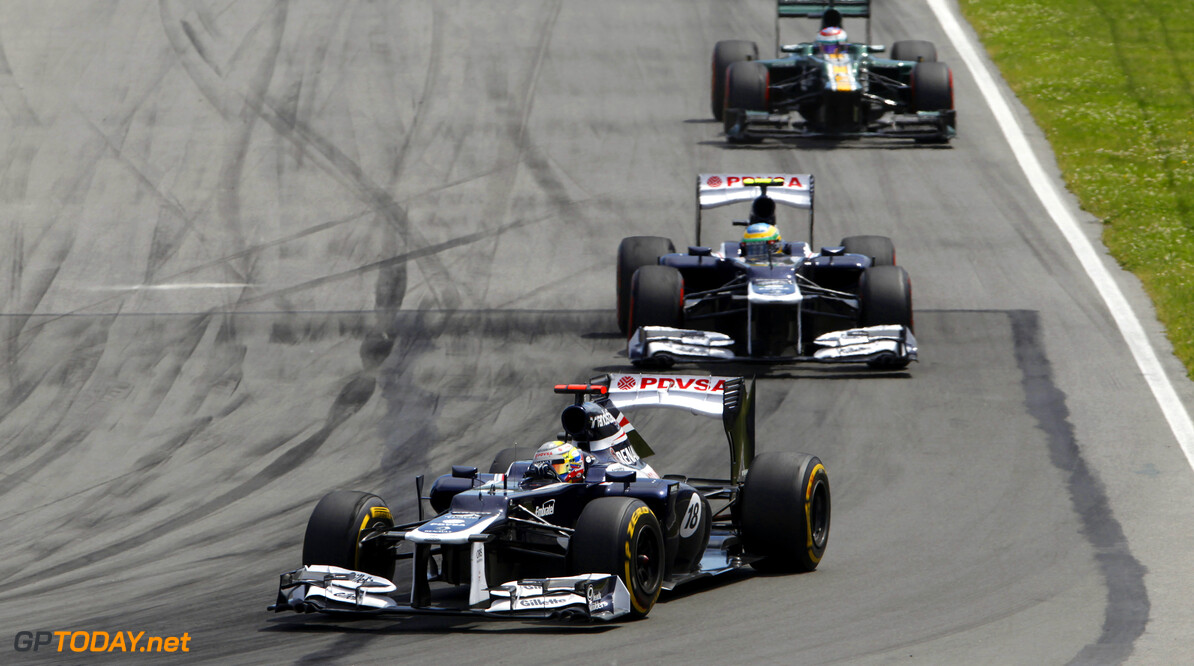 2012 Canadian Grand Prix - Sunday Circuit Gilles Villeneuve, Montreal, Canada