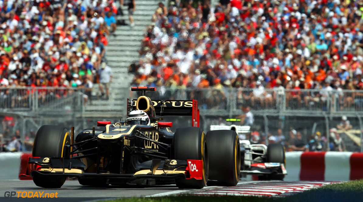 2012 Canadian Grand Prix - Sunday