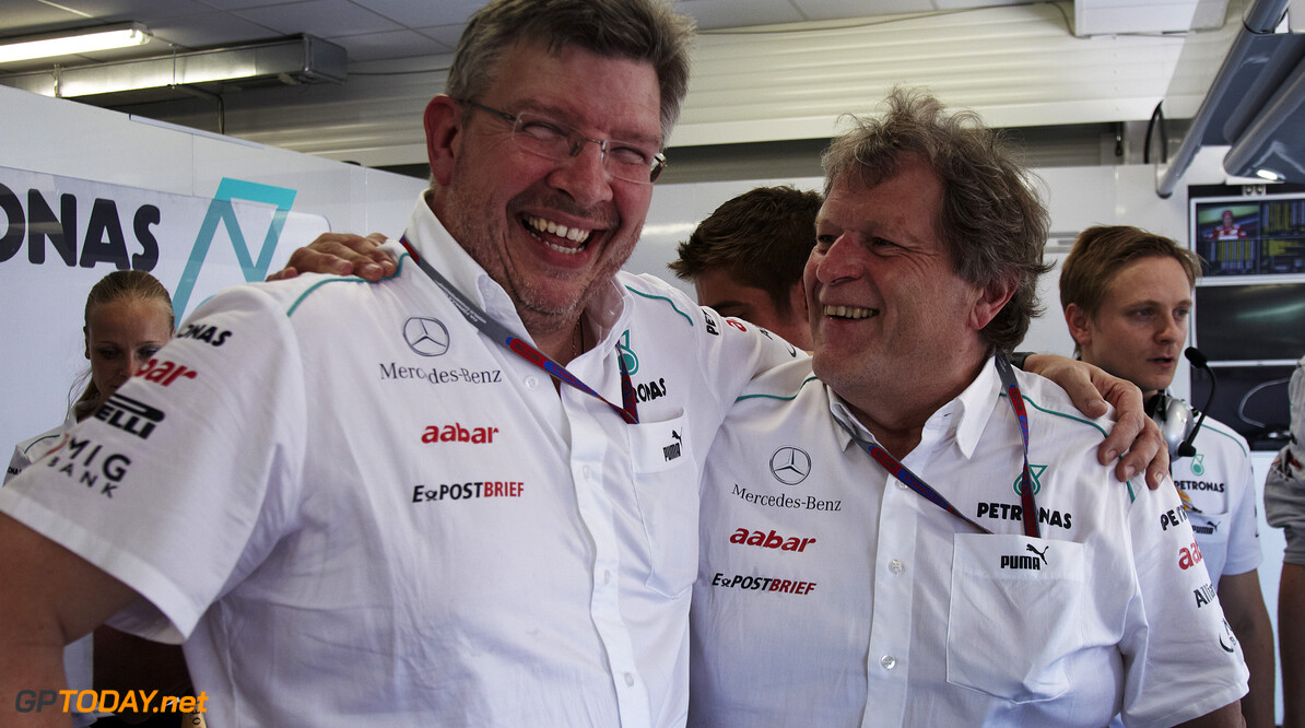 Ross Brawn not ruling out F1 comeback