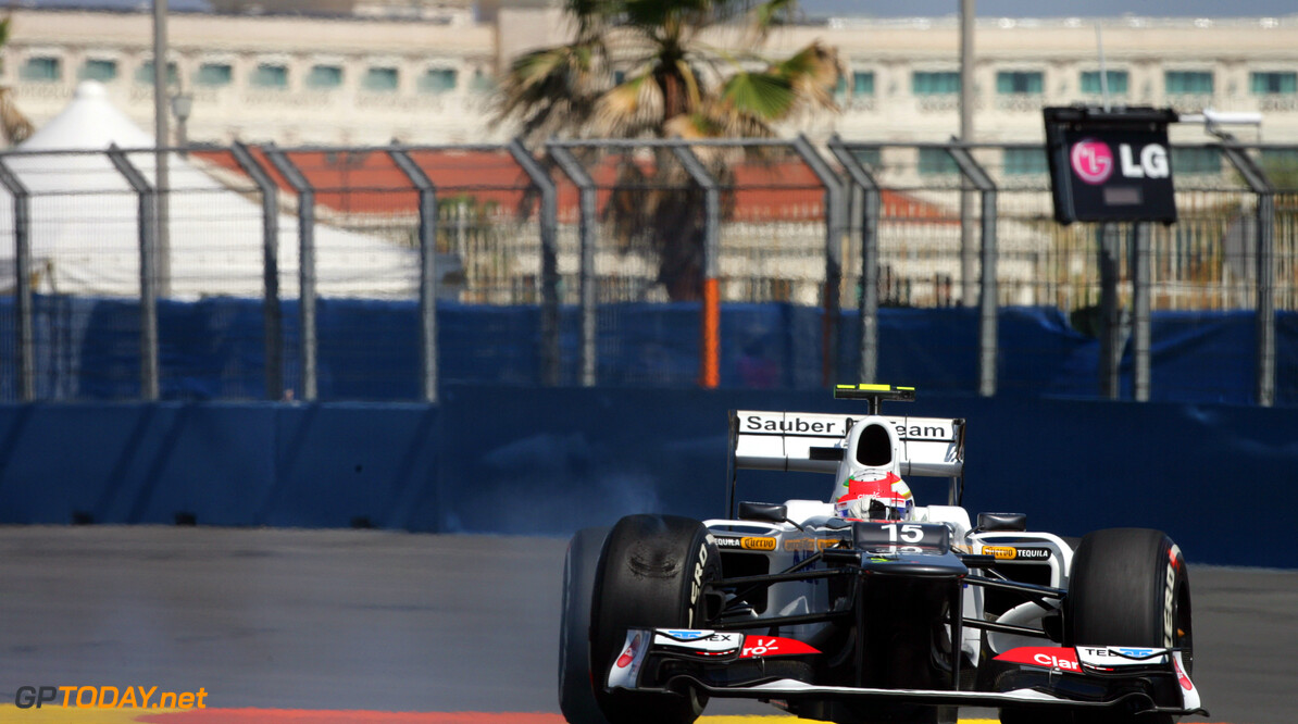 Great Britain 2012 preview quotes: Sauber