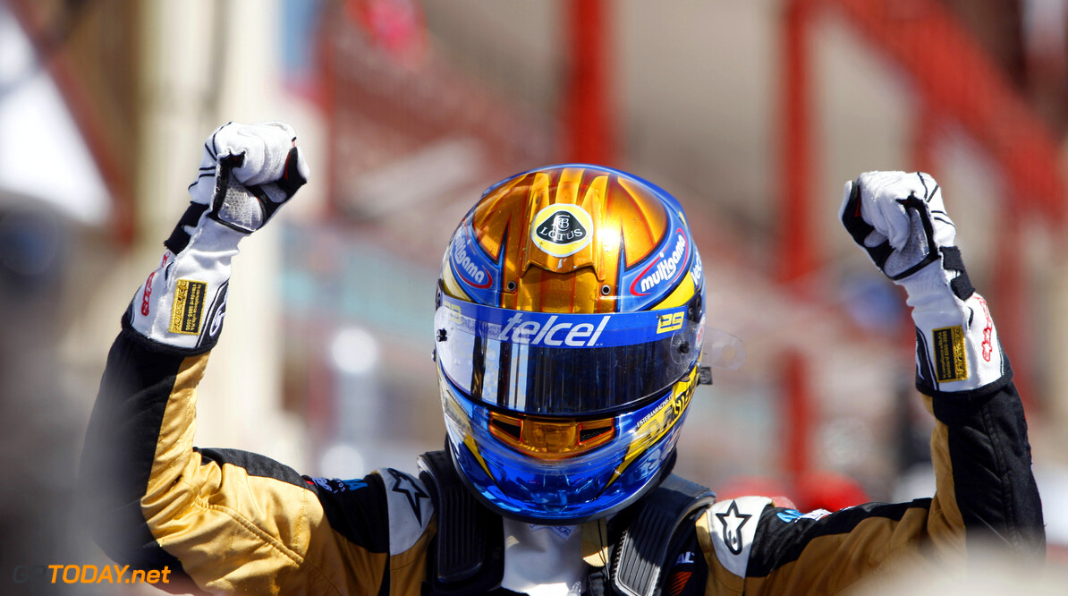 2012 GP2 Series. Round 6. 
