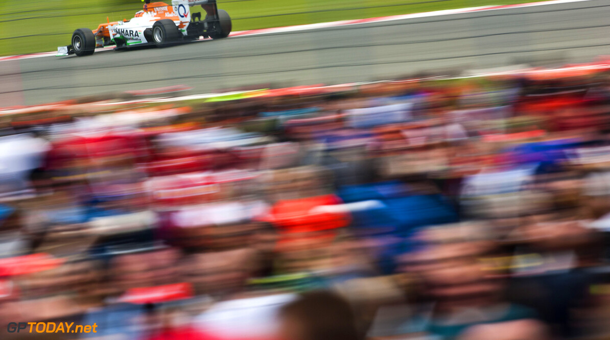 Germany 2012 preview quotes: Force India