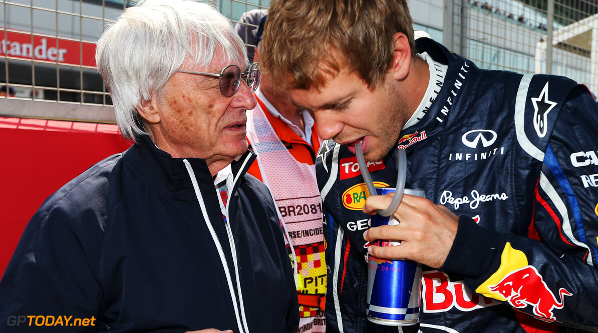 Funding problems ended New York race hopes - Ecclestone