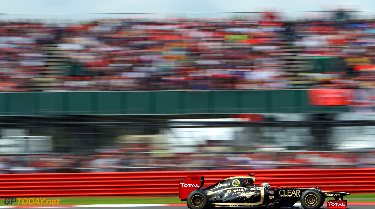 Lotus owner Lopez happy with current driver lineup