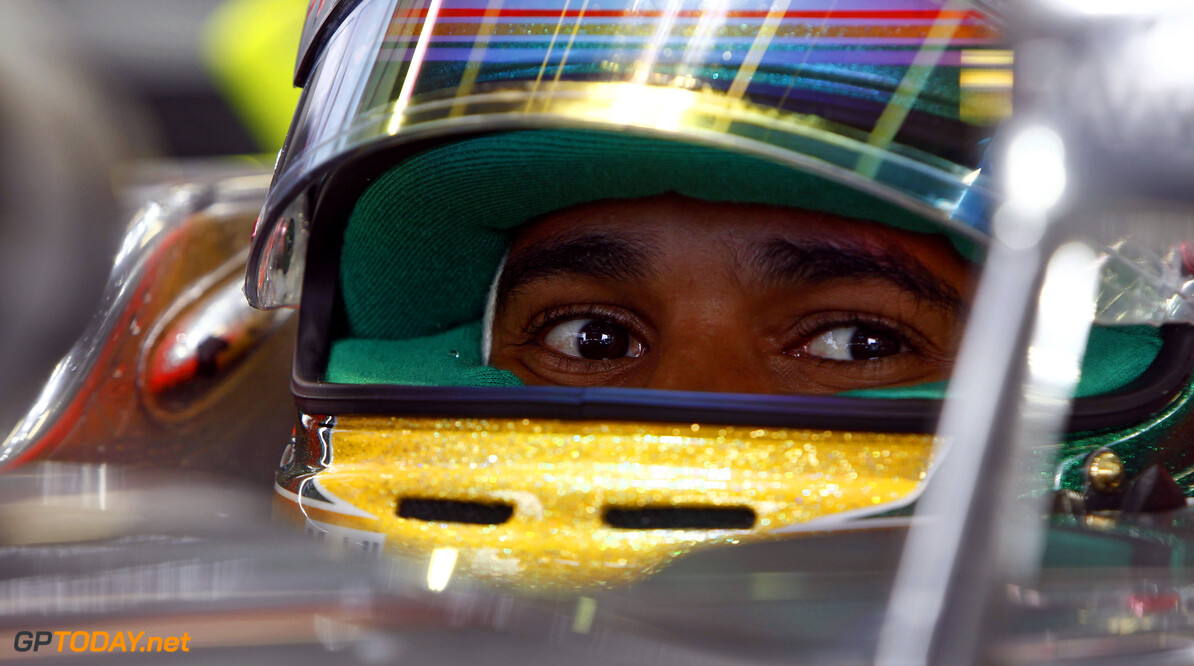 Lewis Hamilton concedes title now 'two horse race'