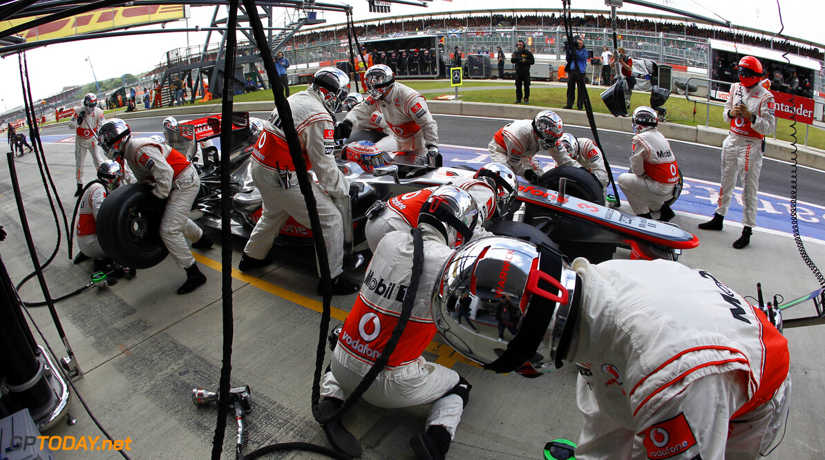 Sam Michael thinks 2-second pitstops possible