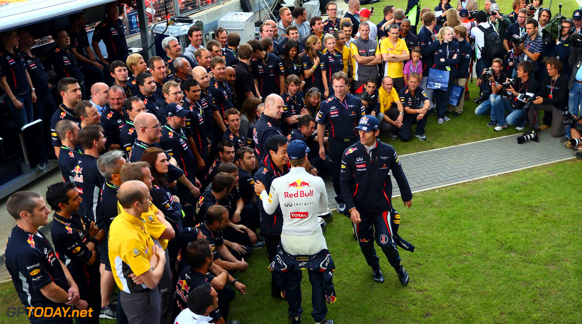 Germany 2012 preview quotes: Red Bull Racing