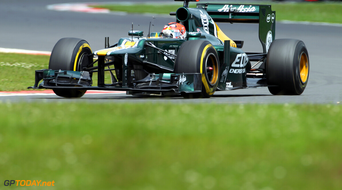 Caterham must improve aerodynamics 'a lot' - Kovalainen