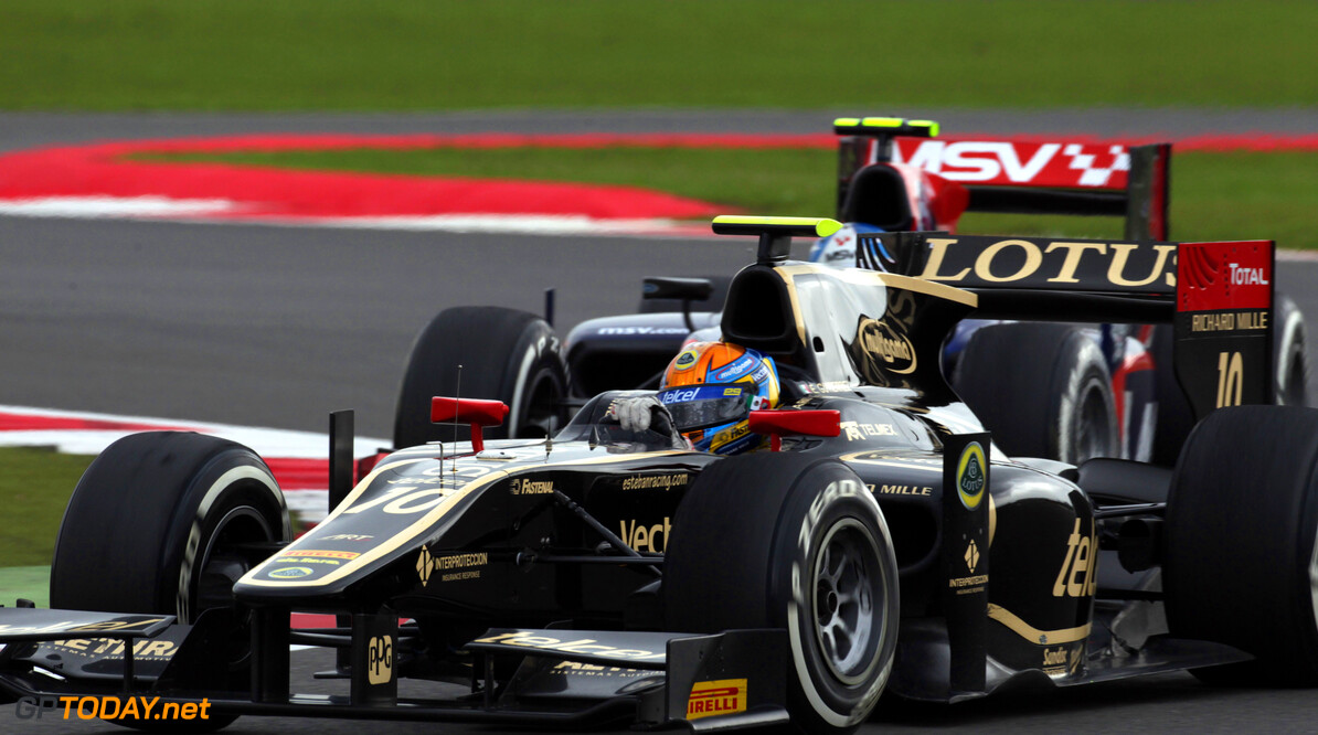 2012 GP2 Series. Round 7. 